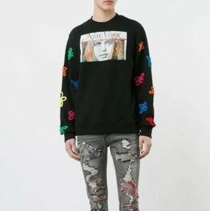 HACULLA Magazine Printed Sweatshirt